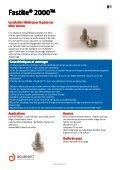 Fastite® 2000TM screws - Page 3