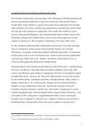 St. Raphael Kalinowski and the Carmelite Secular Order 1 The ...