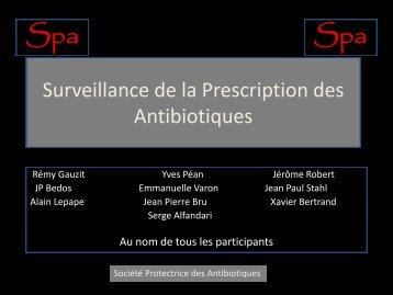 Méthodologie d'évaluation de l'antibiothérapie - Infectiologie