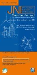 Clermont-Ferrand - Infectiologie