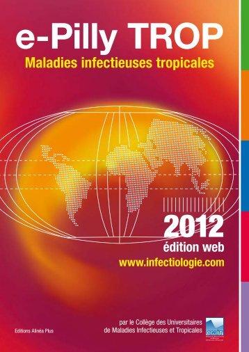e-Pilly TROP 2012 - Infectiologie