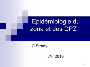 Le zona - Infectiologie
