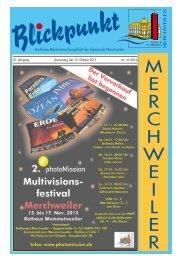 Heimatmuseum Wemmetsweiler - Gemeinde Merchweiler