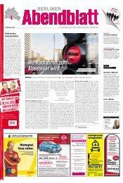Wo Radfahren zum Abenteuer wird - Berliner Abendblatt