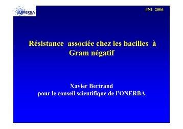 JNI 2006 - Infectiologie