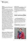 KIRCHEN NACHRICHTEN - Gemeinde Machern - Seite 6
