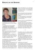 KIRCHEN NACHRICHTEN - Gemeinde Machern - Seite 7