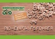 Bio Einkaufsführer Sachsen-Anhalt 2013 - Bio-berlin-brandenburg.de
