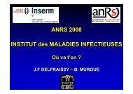 institut JFD - Infectiologie