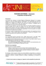 POSTERS MYSTÈRES – Concours - Infectiologie