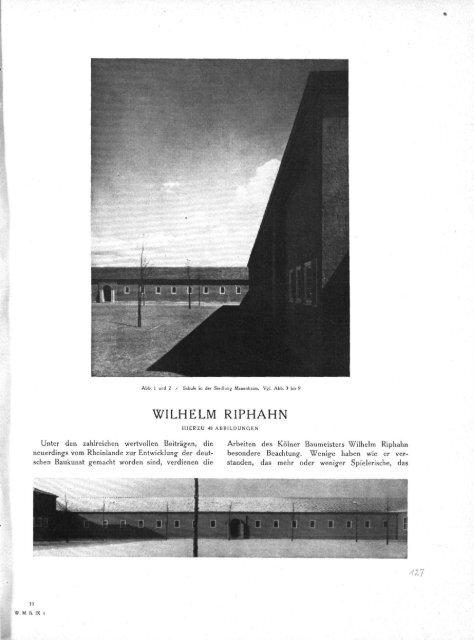 WILHELM RIPHAHN