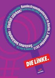 Bundesfrauenkonferenz - Die Linke