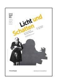 Pressemappe (pdf) - Deutsche Kinemathek