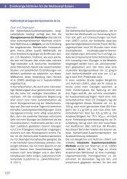 110 Kohlenhydrat-Superkompensation & Co. 3 ...