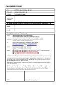 faxanmeldung - INFINA - Seite 2