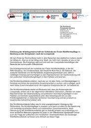 Agv-Erklärung Loveparade 02.09.10 - Caritasverband Duisburg e.v.