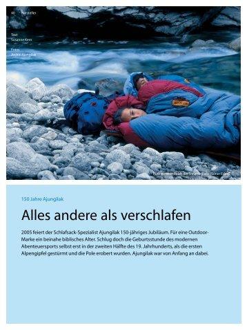 Alles andere als verschlafen - 4-Seasons.de