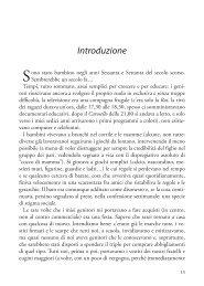 Scarica una pagina del libro - Infinito Edizioni