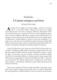 Scarica la postfazione del libro - Infinito Edizioni