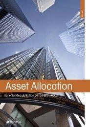 Asset Allocation, Boerse Go 7/2011 - INFINUS AG - Ihr Kompetenz ...