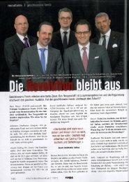 INFINUS_Fonds Professionell 1/2013 - INFINUS AG - Ihr Kompetenz ...
