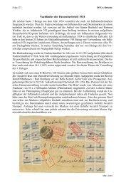 Nachläufer der Dezemberbriefe 1924