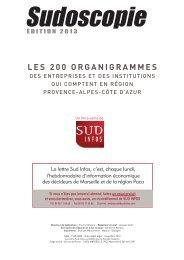 LES 200 ORGANIGRAMMES - Info Economique