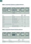 Parkett | Vinyl | Laminat | Kork | Linoleum - Holzwerkstoffe Gfeller AG - Seite 5