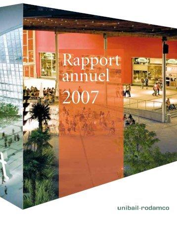 Rapport annuel - Info-financiere.fr