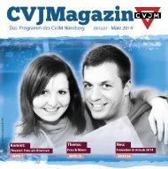 CVJM Magazin - Januar bis März 2014