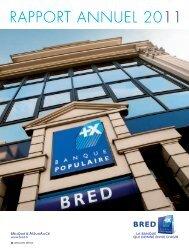 Notre produit net bancaire augmente de 4 M - Info-financiere.fr