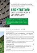Leichtbeton - HeidelbergCement - Page 3