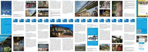Schwebebahnplan (PDF-Datei) - Stadt Wuppertal
