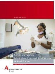 Bericht zur Lage der Arbeitnehmerinnen und Arbeitnehmer im Land ...
