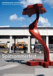 Spätsommerfest - Info-Graz