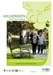 Ehrenamt Willkommen-Mappe - Info-Graz