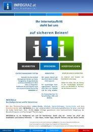 auf sicheren Beinen! - Info-Graz