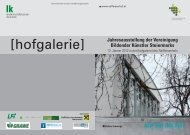 [hofgalerie] - Info-Graz