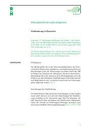 Der komplette Bericht des Rechnungshofes als PDF - Info-Graz