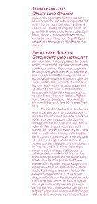 DHS Brosch Schmerzmittel - Jugend(Sucht)Beratung Hamm - Seite 2