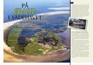 Fra Fanø i nord til halligerne i syd. Kulturhistoriske highlights fra en ...