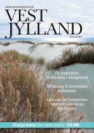 Vestjylland 2011 - Turistgruppen Vestjylland