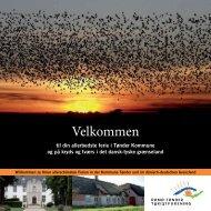 Se brochuren her - Tourismus Nordseeküste