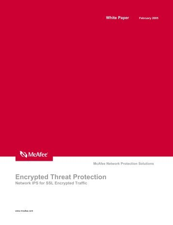 Encrypted Threat Protection - Info-Point-Security