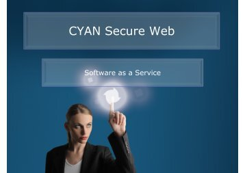 CYAN Secure Web - Info-Point-Security