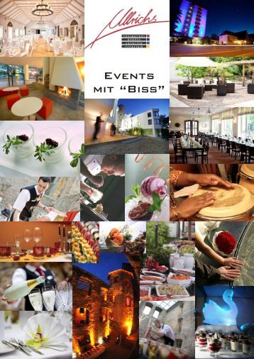 Eventmappe im PDF-Format - Hotel Ullrich