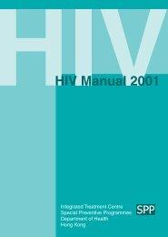 HIV Manual 2001 (PDF file)