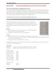 Vitra News 2011 1/2 Price list 2011: Due to printing delays please ...