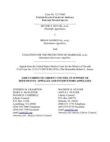 pr_9th_appeals_nv_marriage_amend_sevcik_v_sandoval_cpm_012814