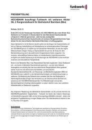 Pressemitteilung download - Funkwerk AG